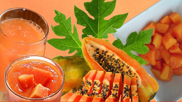 14 Jenis Makanan yang Kaya Vitamin C, Ampuh Jaga Daya Tahan Tubuh, Termasuk Pepaya