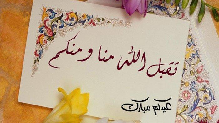 Bukan Minal Aidin Wal Faidzin, Taqabbalallahu Minna Wa Minkum Ucapan Hari Raya Idul Fitri yang Benar