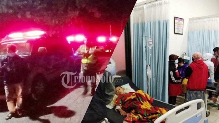 BUKBER Berujung Petaka, Puluhan Warga Muntah-muntah Keracunan Takjil, 1 Tewas, Kondisi Desa Mencekam