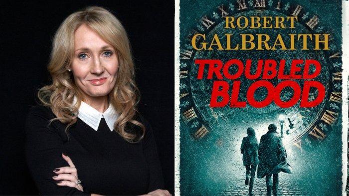Novel Terbaru JK Rowling Tuai Kontroversi Penggemar, Ternyata Begini Gambaran Singkat Ceritanya