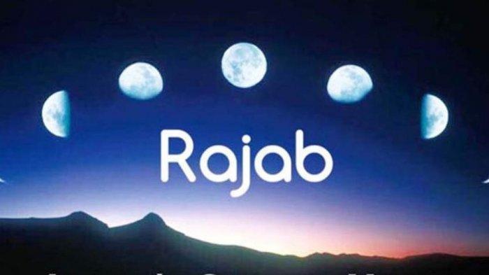 Bulan Rajab.