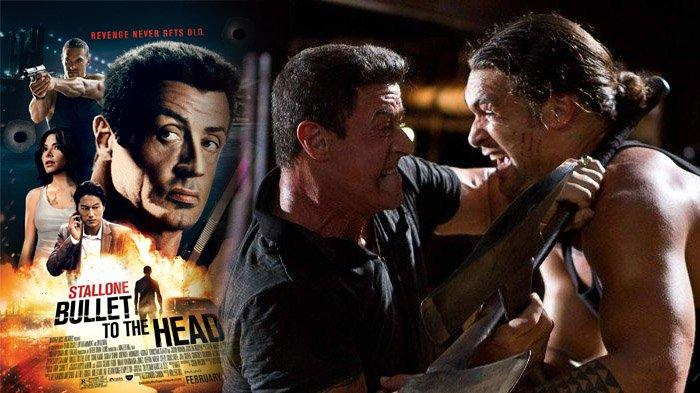 Film Bullet to the Head tayang malam ini di Bioskop Trans TV.