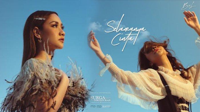 Bunga Citra Lestari (BCL) persembahkan lagu Selamanya Cinta.