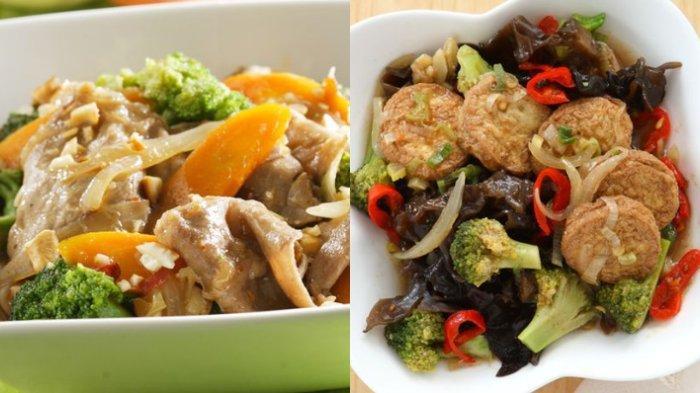 ANEKA Resep Masakan Brokoli, Tambahkan Jamur Tiram, Tahu Udang, Mete, Masak di Rumah Lebih Enak
