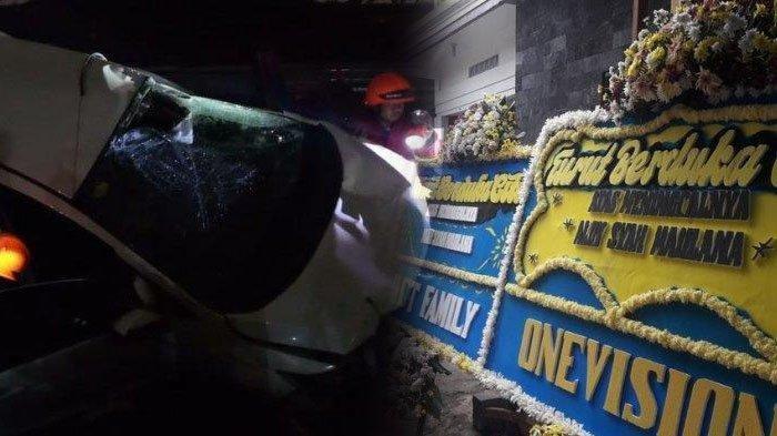 Kecelakaan tragis pasangan calon pengantin tertabrak kereta api di Kota Bandung.