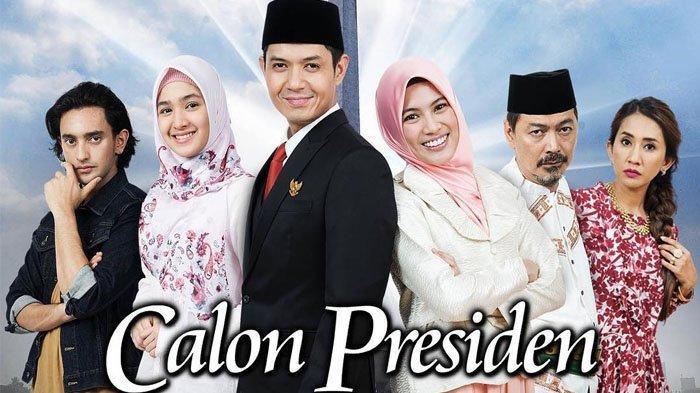 Tayang Perdana Besok, Ini Sinopsis Sinetron Calon Presiden yang Dibintagi Dude Harlino dan Alyssa!
