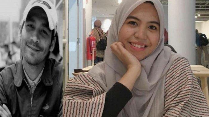 Calon suami gadis ini hanyut sehari sebelum menikah, kini tewas (Istimewa via Tribu Medan)