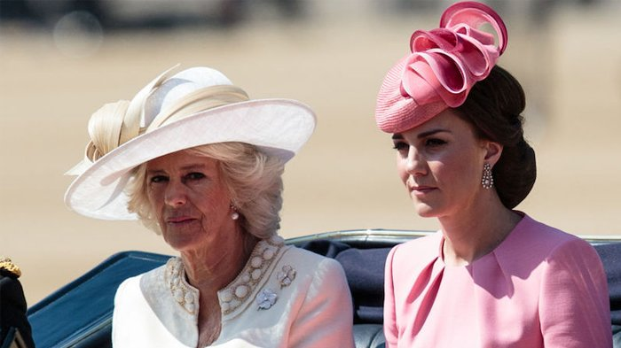 Meski Jadi Istri Pangeran Charles, Mimpi Camilla Bertahta Ratu Akan Terhalang 'Titisan Putri Diana'