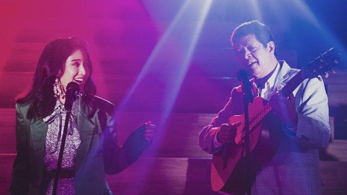 Candra Darusman Duet dengan Dian Sastro, Rilis Lagu Catchy Berjudul 'Perjumpaan Kita'