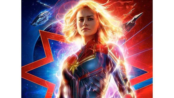 Tayang Perdana Hari Ini, Simak Sinopsis Film Captain Marvel, Superhero Wanita Tunggal Pertama!