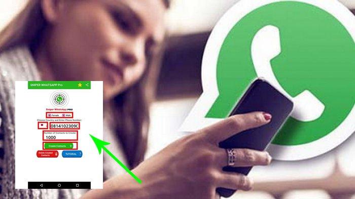 Cara Dapat Teman Chatting Baru di WhatsApp, Cuma Sekali Klik Dapat Kontak Baru, Auto Jodoh!