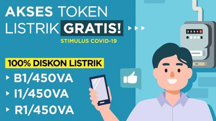 Dapatkan Token Listrik Gratis PLN Bulan Oktober 2020, Klaim Lewat 2 Cara Mudah, WhatsApp & pln.co.id