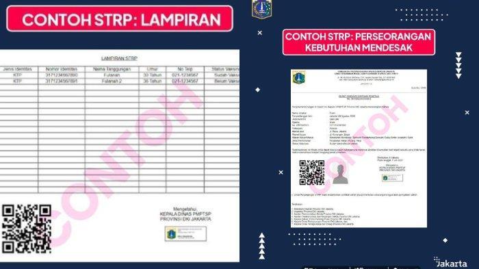 Syarat dan Cara Membuat STRP, Wajib Punya untuk Keluar Masuk Jakarta Selama PPKM Darurat