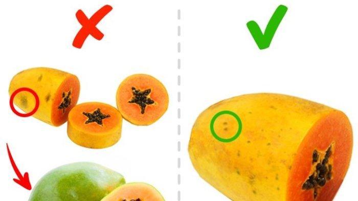 Trik Memilih Buah-buahan yang Bagus dan Matang Sempurna, Alpukat, Jeruk Bali Hingga Mangga