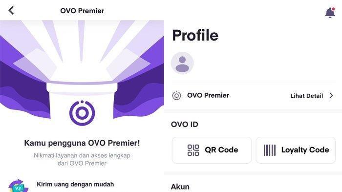 Simak Cara Upgrade Akun OVO Reguler ke OVO Premier Secara Online, Bisa Simpan Uang Sampai Rp 10 Juta