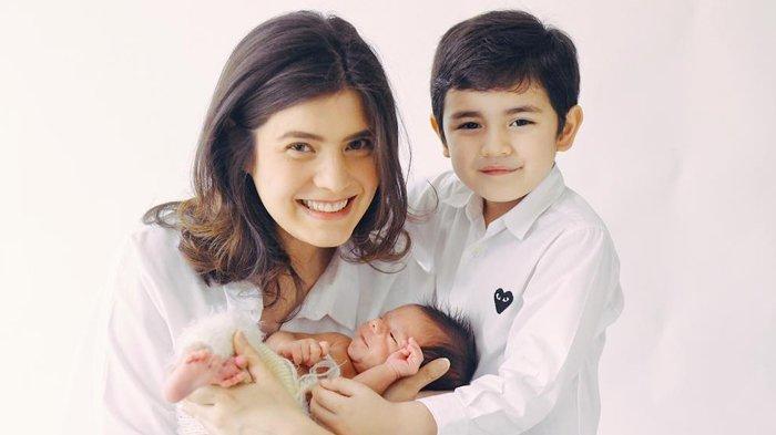Ganteng & Penyayang, Inilah Quenzino Acana Naif, Anak dari Aktris Carissa Puteri, Yuk Intip Fotonya