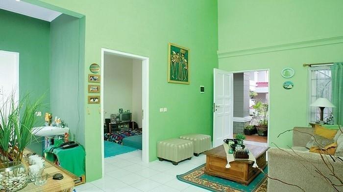 5 Warna Cat Dinding yang Membuat Rumah Tampak Kotor