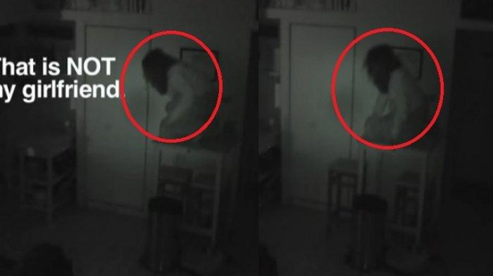 CCTV rekam pelaku pencuri makanan di kulkas