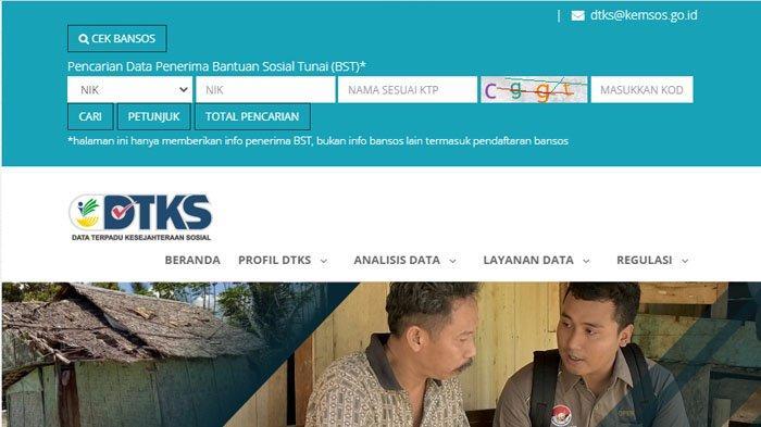 Cara Cek Penerima Bansos PKH Rp 300 Ribu dari Kemensos, Akses dtks.kemensos.go.id, Siapkan KTP