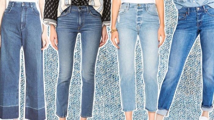 Ingin Tampilanmu Lebih Stylish? Gunakan Jenis Jeans Ini dan Sesuaikan dengan Gaya Fashion Favoritmu