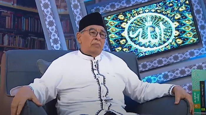 Ceramah Quraish Shihab.