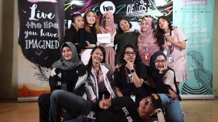 CewekBanget.id Gelar 'After School' Perdana Berkonsep Touch Real Audience