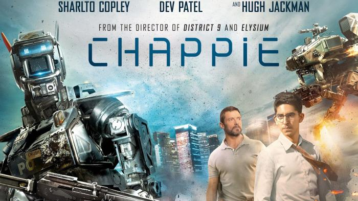 Sinopsis Film Chappie - Ciptakan Kecerdasan Buatan, Robot Ini Jadi Hidup Malam Ini di HBO