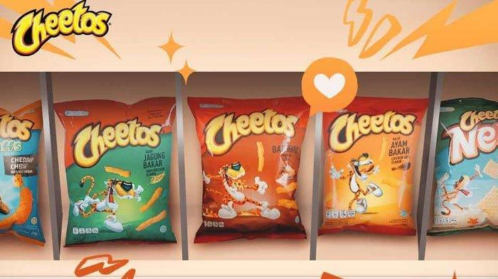 Cheetos (Ilustrasi)