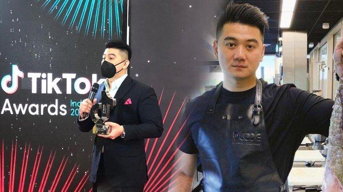 Chef Arnold Sabet TikTok Awards Indonesia 2020, 'Dance Ini Ku Persembahkan untuk Kalian Semua'