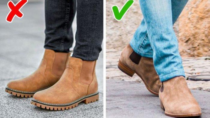 10 Tips Cara Memakai Sepatu Nyaman Agar Terlihat Paling Bergaya Tidak Norak!