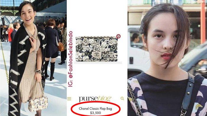 Gak Pernah Pamer Soal Fashion Chelsea Islan Ternyata Gemar Pakai Yang Mahal Dan Bermerek Lho Tribunstyle Com