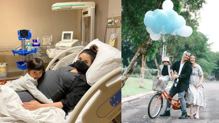 POPULER Jelang Melahirkan Anak Kedua, Chelsea Olivia Unggah Foto Bersama Nastusha di Rumah Sakit