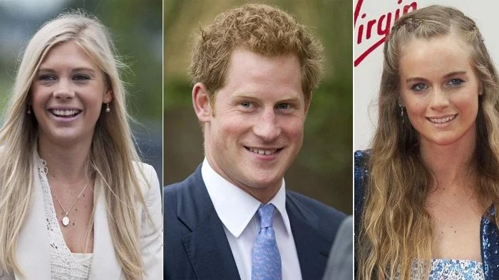 Ini Penampilan 2 Mantan Kekasih Prince Harry, Chelsy Davy & Cressida Bonas yang Hadiri Royal Wedding