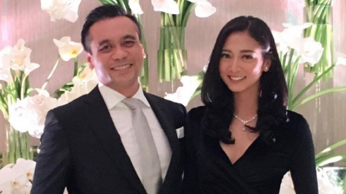 Chico Hakim dan Citra Pranindita Soeroso