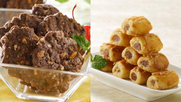 4 Resep Kue Kering Kekinian Sambut Lebaran 2021: Nastar Gulung, Nutella Marble, Choco Cornflake