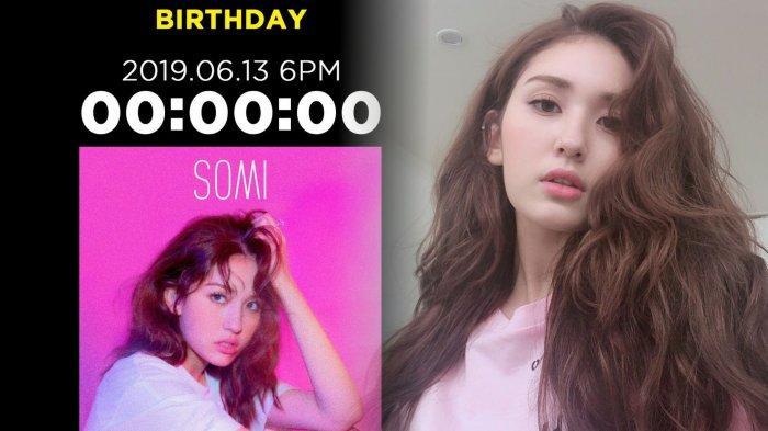 Chord dan Lirik Lagu Birthday - Jeon Somi Romanization