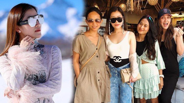 Bukan Orang Biasa, Ini Profil Chryseis Tan Wanita Terkaya di Asia yang Liburan Bareng Luna Maya