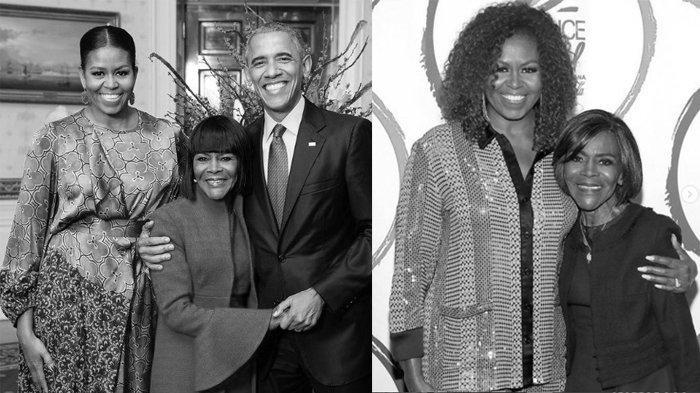 Barack Obama & Michelle Obama turut mengucapkan belasungkawa atas meninggalnya Cicely Tyson.