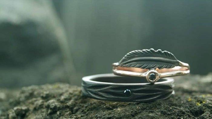 Contoh model cincin rock.ologist