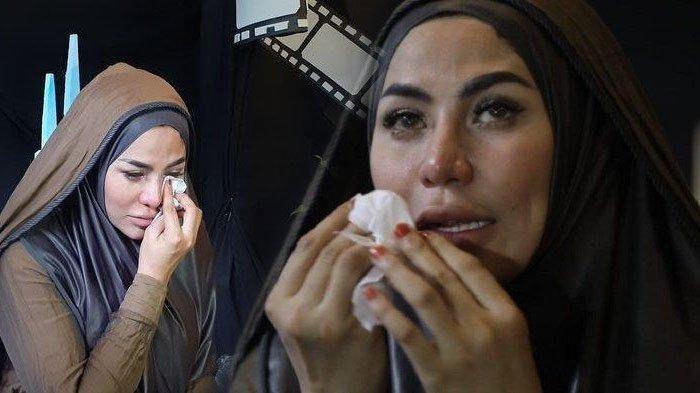 Divonis Kanker Stadium 3, Cinta Penelope Menangis, 'Sakitnya Sangat Luar Biasa'