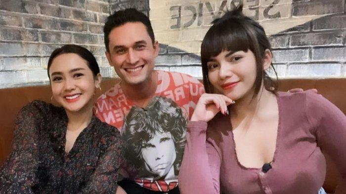 Cita Citata, Indra Bruggman, dan Dinar Candy