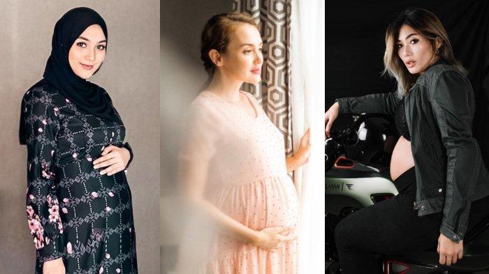 Potret Pesona 8 Artis Siap Jadi Mama Muda: Citra Kirana, Rianti Cartwright, hingga Nabila Putri