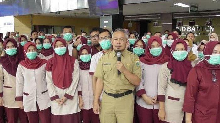 Gaji Dinaikkan Jadi Rp 5 Juta per Bulan, 60 Lebih Petugas Kebersihan di RSUD Banten Nekat Keluar