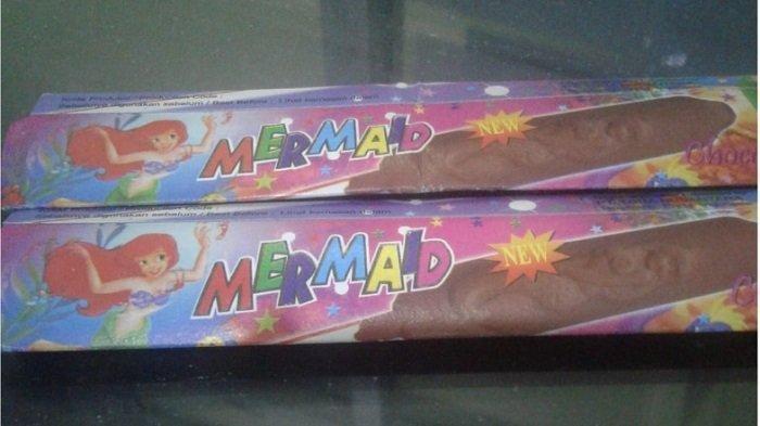 Awasi Jajanan Anak Anda! Cokelat Mermaid Pembawa Petaka, 1 Anak Meninggal Setelah Memakannya