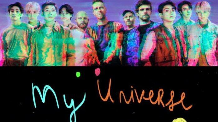 Kolaborasi Coldplay X BTS - My Universe.