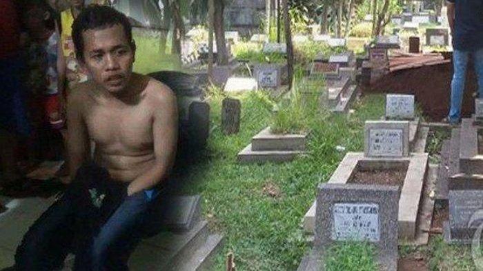 Kasmaran Cewek di Facebook Lalu Janjian Ketemu di Kuburan, Sampai di Makam Cowok Ini Nasibnya Tragis