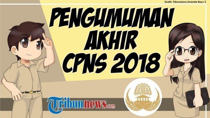Link Pengumuman Hasil Akhir Kelulusan CPNS 2018 di 32 Instansi, Ada MA & BUMN. Cek Namamu!