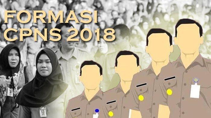 CPNS 2018 Dibuka Besok, Update Rincian Jumlah Formasi dari Sumatera, Jawa, Bali juga Sulawesi!