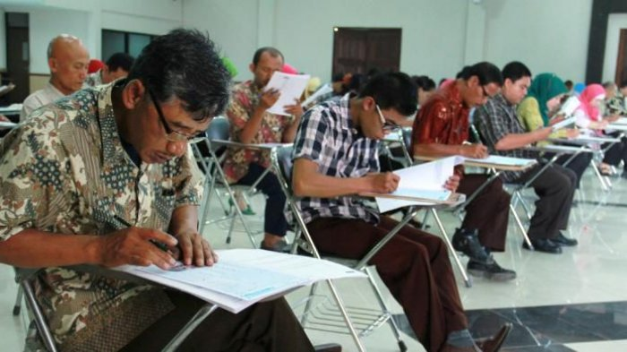 sscn.bkn.go.id - Daftar Lengkap Formasi CPNS 2018 Semua Kementerian Untuk Lulusan SMA Hingga S-1