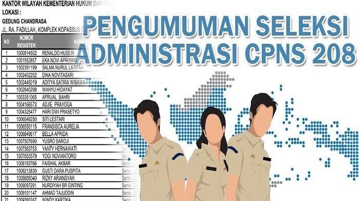 Hasil Seleksi Administrasi CPNS Kemenag Sudah 215.779 Peserta Lolos, Ini Info Soal Pengumuman